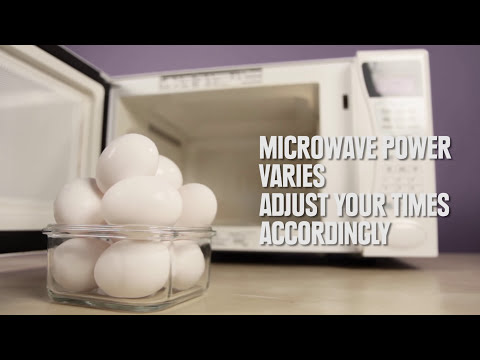 Three Easy Ways To Cook Eggs In The Microwave