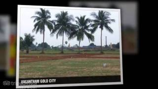 Arakkonam - VASANTHAM GOLD CITY, ARAKKONAM,  VEDIO 2 (VASANTHAM CITY MAKERS PVT. LTD.)