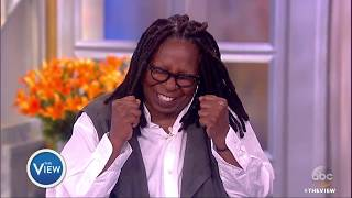 Whoopi Goldberg On Seeing
