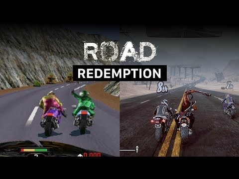 Road Redemption: A Road Rash Sequel on Steroids