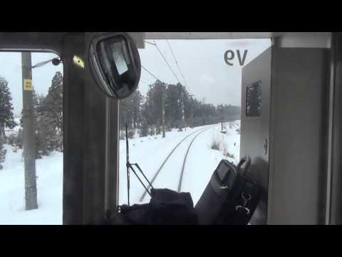 【前面展望】えちごトキめき鉄道 はねうまライン(妙高高原ー直江津)