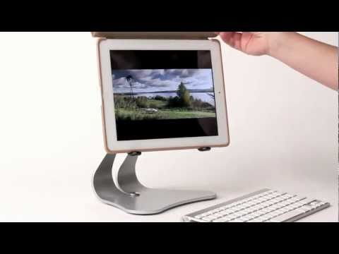 Stabile PRO - Pivoting iPad Stand