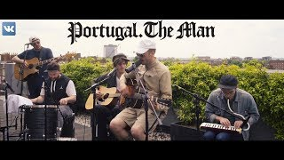 Download Lagu Portugal. The Man - Exclusive VK Session (Live) {Feel It Still} Gratis STAFABAND
