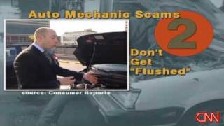 Avoid mechanic scams