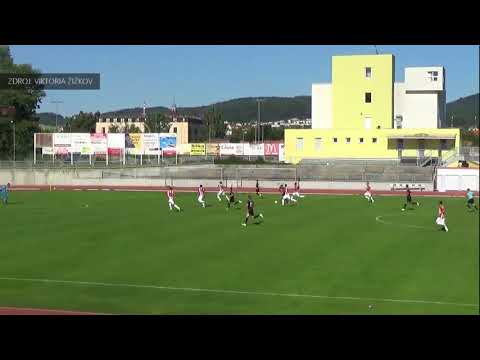 SESTŘIH: Viktoria Žižkov - FC Hradec Králové 0:1 (příprava)