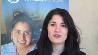 San Francisco YAO Opportunity International.AVI