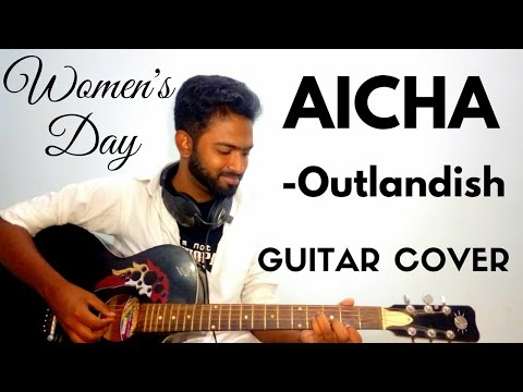 Aicha (Outlandish) | Guitar Cover | Acoustic Beardo