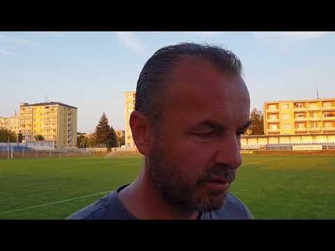 Kouč Frťala hodnotí zápas v Prostějově
