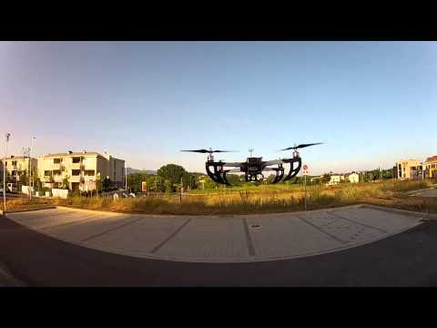 RC: Testing the Naza Lite FC