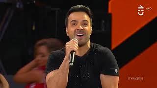 Download Lagu LUIS FONSI #VIÑA2018 - Despacito -  Festival de Viña del Mar 2018 Gratis STAFABAND