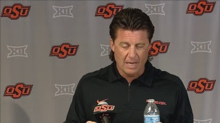 Mike Gundy Press Conference 10.23.17