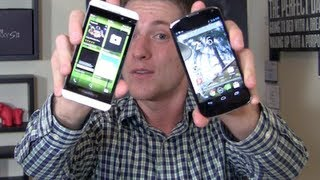 BlackBerry Z10 vs. Google Nexus 4 Dogfight Part 1