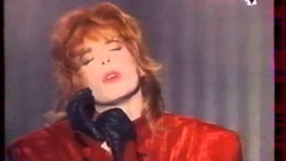 "Mylene Farmer ""Tristana"" RTL 1987"