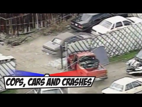 How to Total a Truck in Four Steps - car crashes