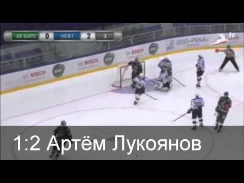 Кубок Губернатора Нижегородской Области .Акбарс 1-3 Нефтехимик.