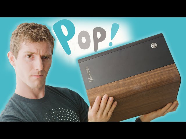 A REALLY Weird PC… - System76 Thelio Review thumbnail