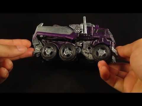Transformers Custom Earth Mode Shockwave