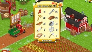 Hay Day Best Tip in 2014 how to find and buy rare tools