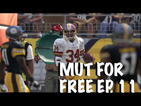 Madden 16 MUT for Free Ep.11 - Swimming Good In These Mut Waters