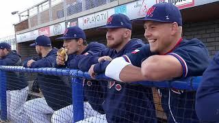 Super 6 Baseball 2018 Repubblica Ceca - Italia