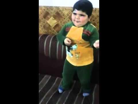 Fat baby dancing thumbnail