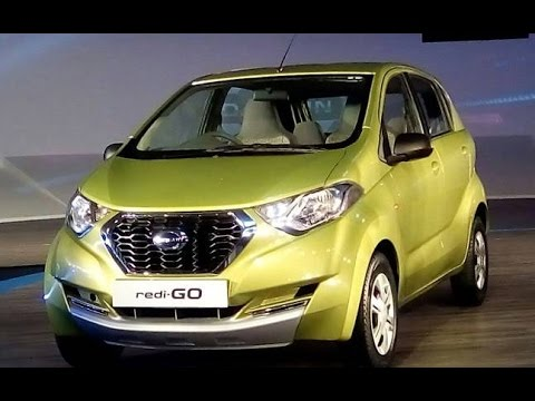 [Hindi-हिंदी] Datsun redi-GO features in 2 mins only