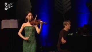 2017 Round #2 Competitor #02 J M Choi | Wieniawski: Faust Fantasy
