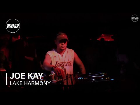 Joe Kay Ray Ban X Boiler Room Weekender Dj Set