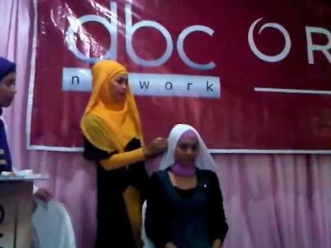 Hijab Tutorial Jilbab Paris Sederhana - YouTube