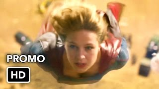 "Supergirl Season 2 ""The CW Has a New Hero"" Promo (HD)"