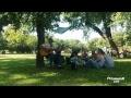 День ВДВ в Москве Парк Горького песни под гитару mp3