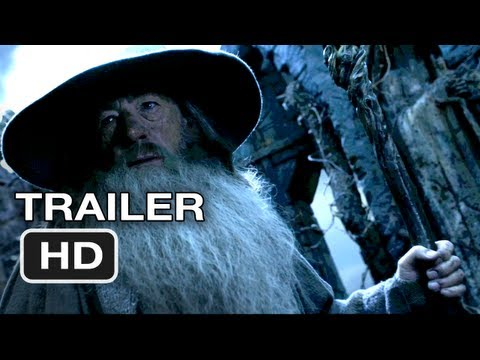 The Hobbit Official Trailer 1 - Lord of the Rings Movie 2012 HD - The Hobbit An Unexpected Journey - Martin Freeman II - Flixster Video