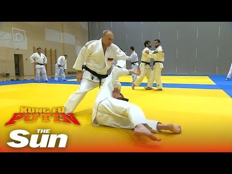 Kung Fu Putin