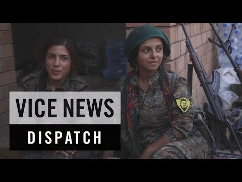 Night Operation Against the Islamic State: The Battle for Rojava (Dispatch 2)