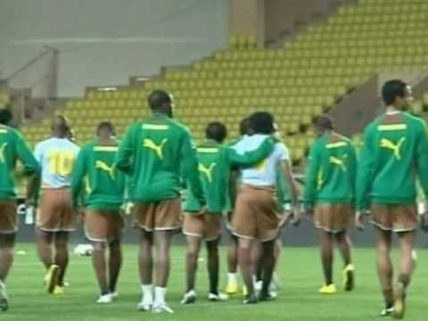 World Cup 2010 team profile - Cameroon