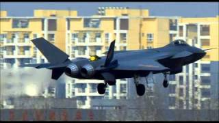 The Stealth Fighter Aircraft of China