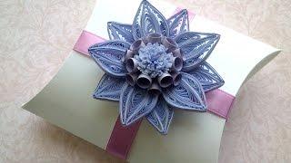 Quilling designs Quilling designs flowers. Quilling Design gift box. Quilling decor.