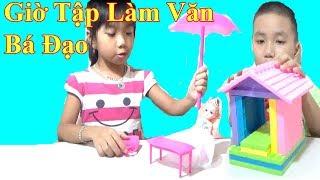 Video Hài Giải Trí ❤ Giờ Tập Làm Văn Siêu Hài Hước❤ Baby channel❤