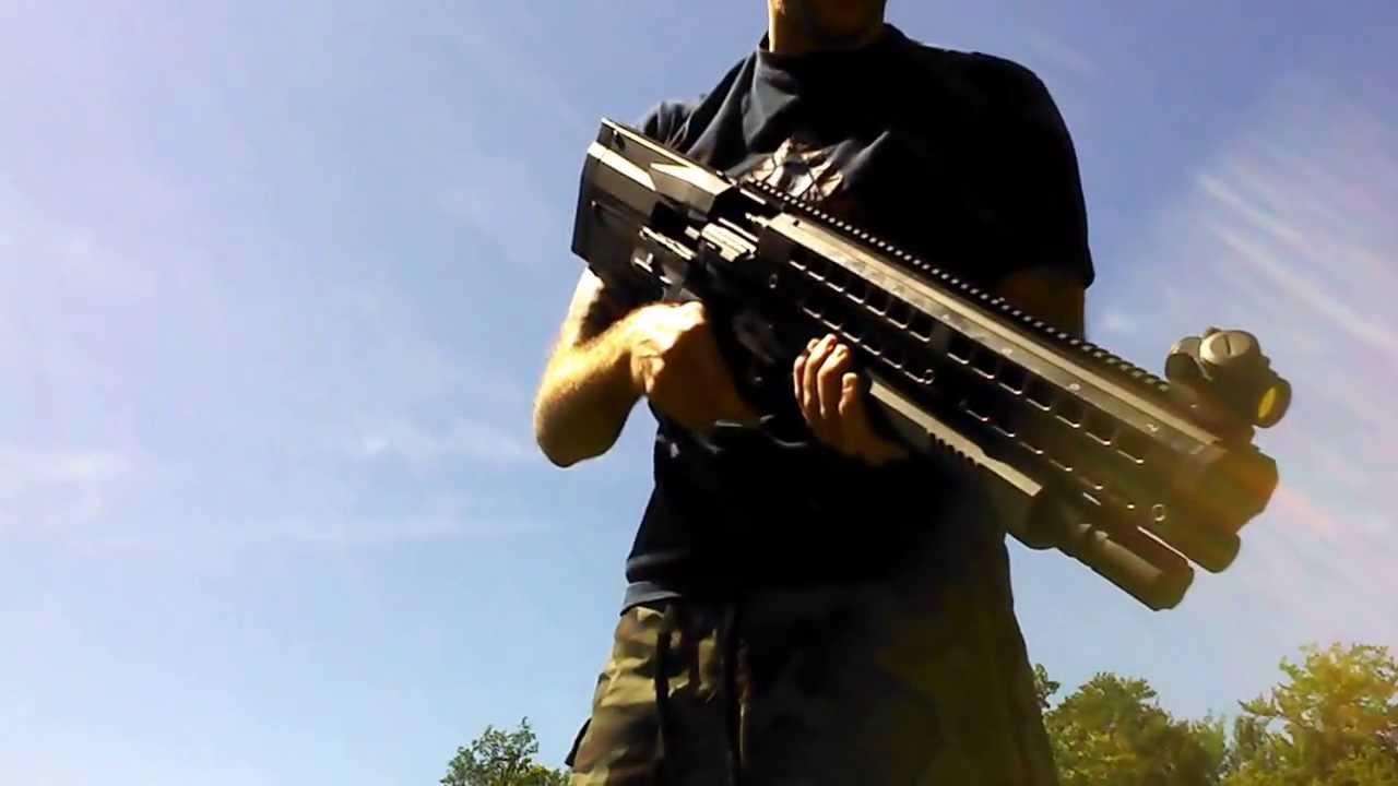 High Capacity Shotgun Shotgun 15rnd Capacity