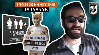 Progressivism Descends Further Into Insanity | The Matt Walsh Show Ep. 88