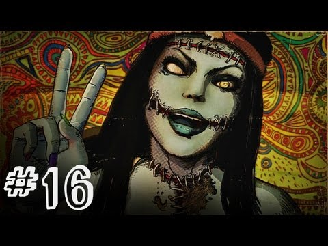 Lollipop Chainsaw - MARISKA, PSYCH ZOMBIE BOSS - Gameplay Walkthrough - Part 16 [Stage 3 Ending]