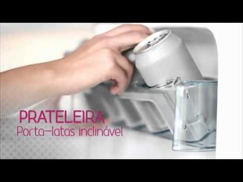 Refrigerador Duplex 260 Litros Cycle Defrost DC34A Electrolux - Lojas Colombo