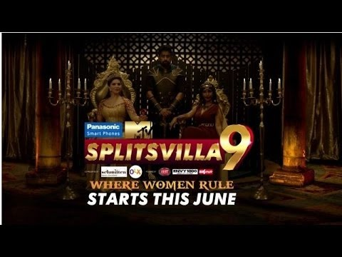 MTV SPLITSVILLA 9 COMING SOON THIS JUNE | SUNNY LEONE AS THE CO-HOST 2016