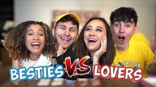 BEST FRIENDS vs LOVERS (ft. Franny Arrieta, Bobby Mares, Nezza)