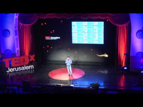 Magnetic Bacteria As Agents For Self-Replicating Data: Or Sagy at TEDxJerusalem