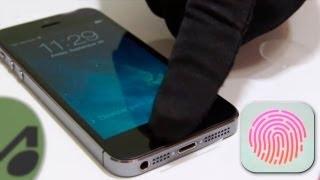 iPhone 5s Huellas Digitales (Probando, Agua Test, Configuración)