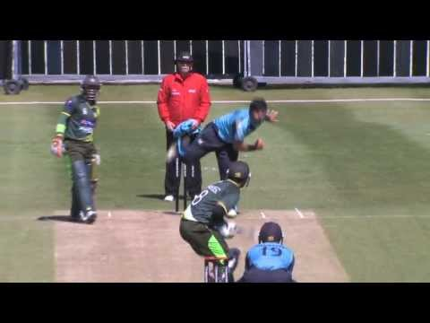 Scotland v Pakistan: 1st ODI - Pakistan Innings