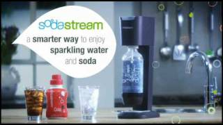 How to use a SodaStream Genesis Soda Maker