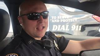 Owensboro Police Department 2018 Lip Sync Challenge