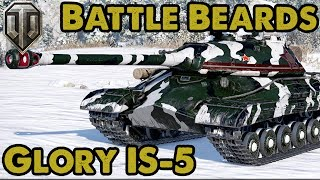 WoT - GLORY IS-5 - Battle Beards #101 (Xbox One)